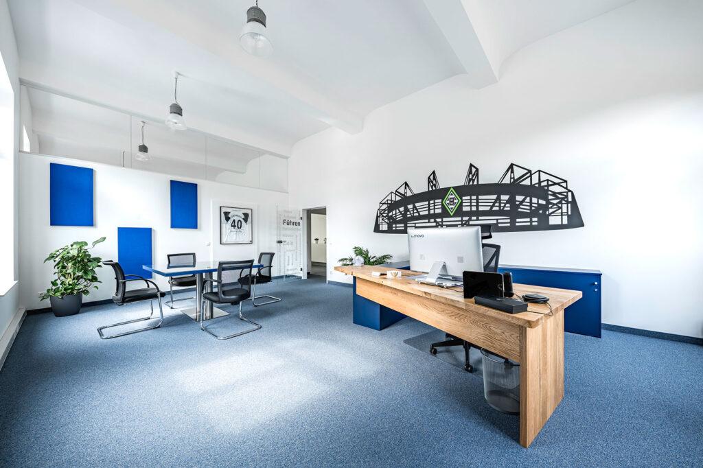 Büro-Fotografie für Finanzcoaching am Nordpark