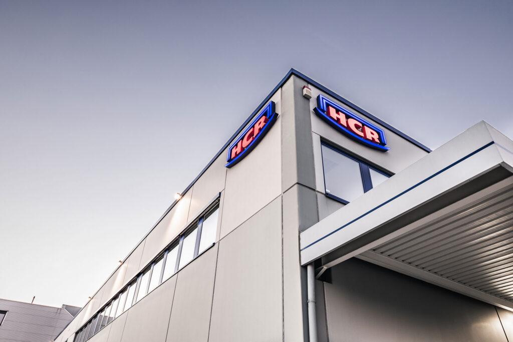 Firmengebäude von HCR