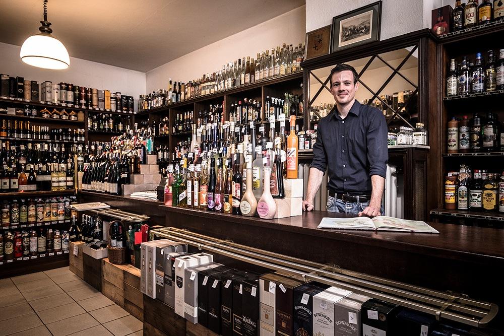 Projekt Dürselen Wein & Spirituosen
