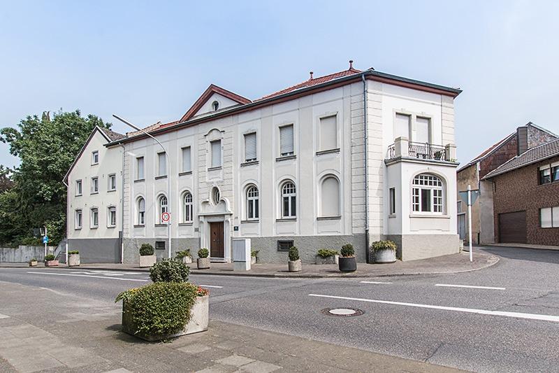 Gebäude Werbeagentur Detayls Berger Dorfstraße 35 41189 Mönchengladbach