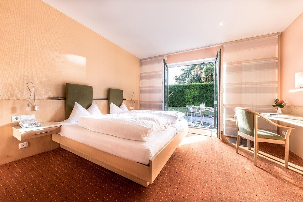 Hotelzimmer im Hotel zur Mühle