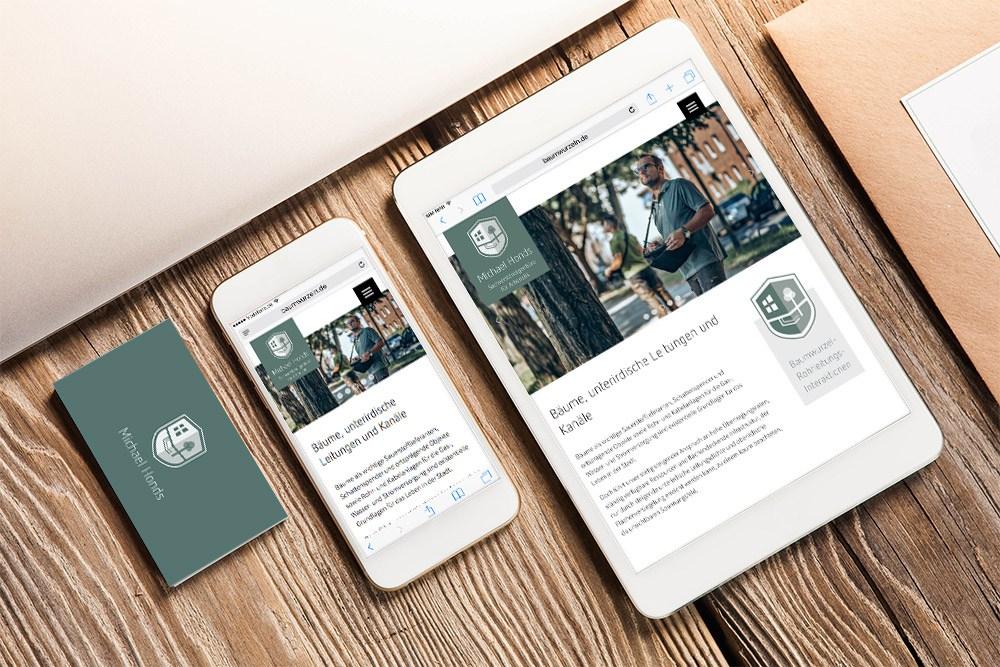 Referenz Michael Honds Responsive Webdesign Smartphone Tablet