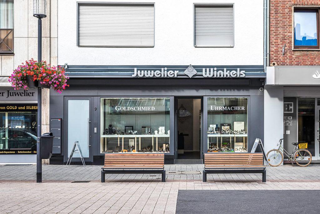 Projekt Juwelier Winkels